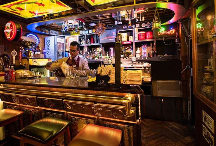 TOP 5 Best bars in Quito