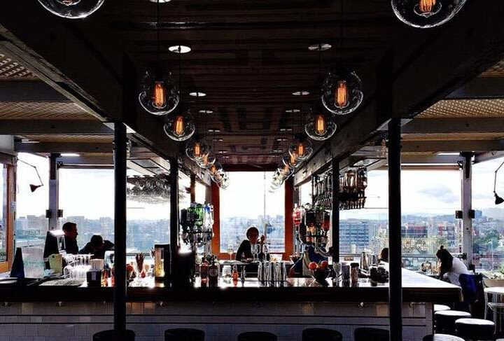 TOP 6 Bars and clubs in Bogotá