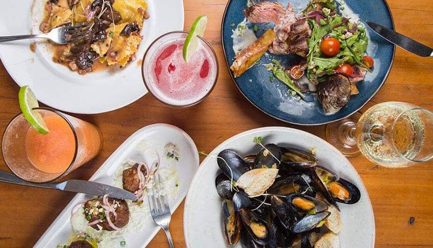 TOP 8 RESTAURANTS IN SANTA MARTA