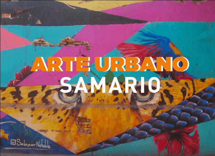 El arte urbano samario a través de los ojos de Notable Salazar