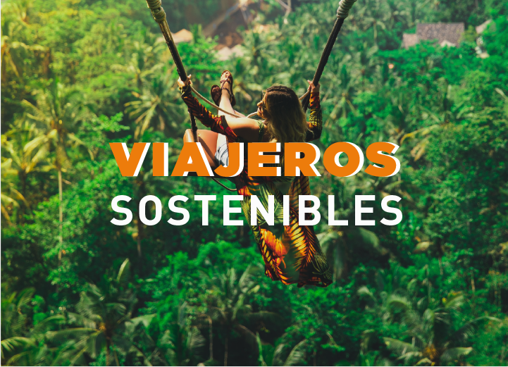 Nuevas formas de viajar para viajeros sostenibles