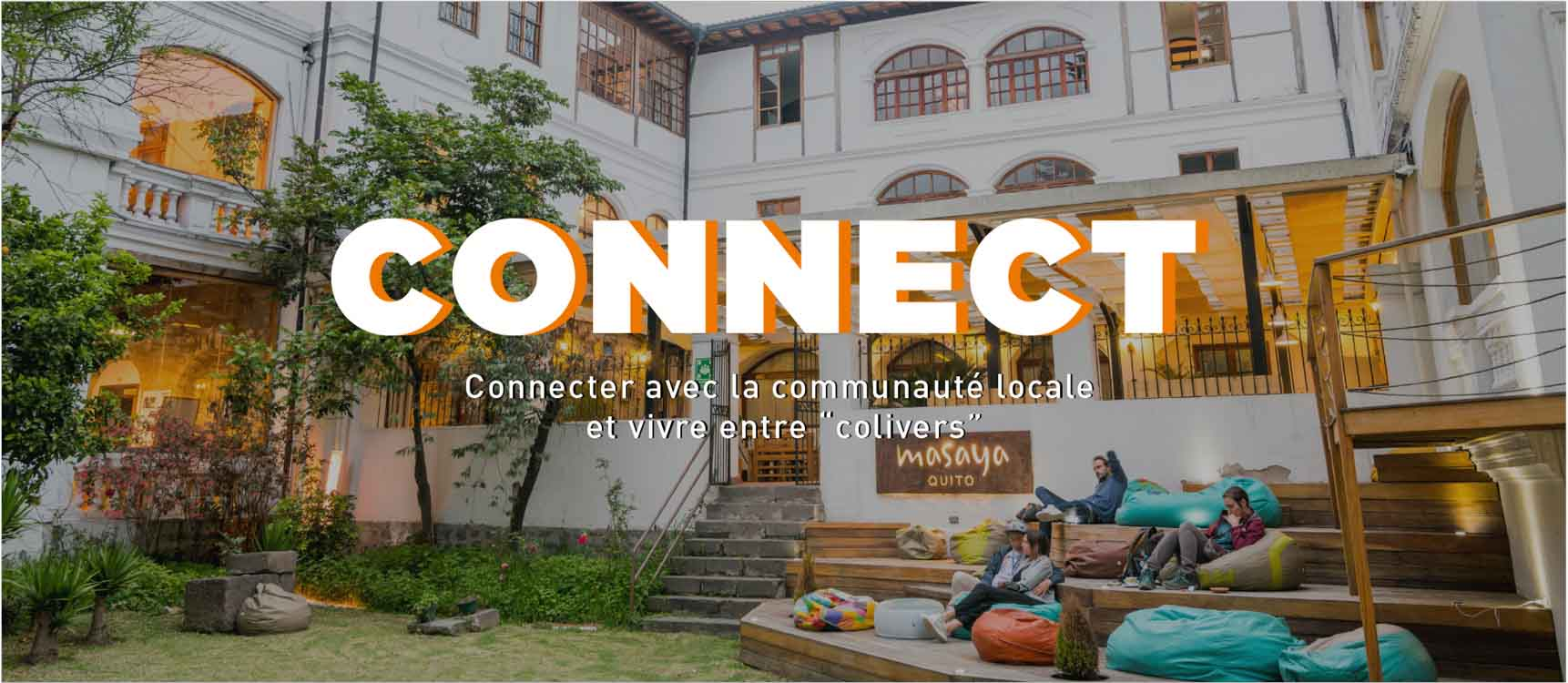 Coliving Connect FR