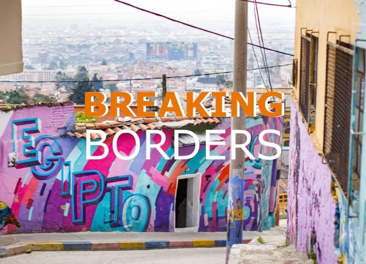 De la delincuencia al turismo comunitario con Breaking Borders